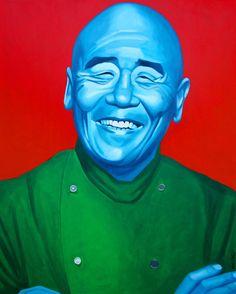 Chef Ken Hom | Christian Develter