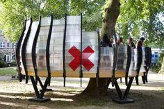 TREExOFFICE  (Hoxton Square, Londres)