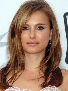 Natalie Portman shoulder length hair echo_hartig