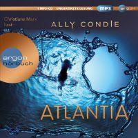 Zeit für neue Genres: Rezension: Atlantia - Ally Condie