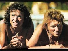 Johnny Hallyday AVEC LE TEMPS INEDIT JH