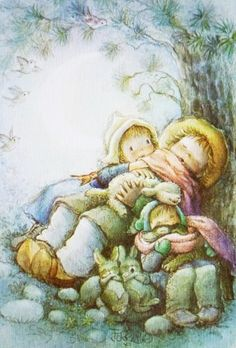 Licena Hill: Ilustraciones Infantiles de Juan Ferrándiz