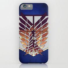 Eren - Attack on Titan iphone case, smartphone