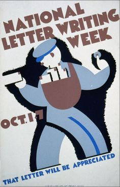 Better than National Twitter Feed Week! Opere Progress Poster Amministrazione, 1935-1943 | Retronaut