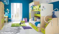 Kids Bedroom Furniture UK