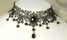 #necklace #stunning #jewelry #victorian #rebelsmarket #want