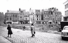 NANTES la ville d'après guerre