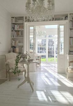 : French Style with Nordic Palette | Cool...