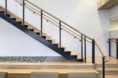Stair Treads, Stairs, Home Decor, Stair Risers, Stairway, Staircases, Interior Design, Ladders, Home Interior Design