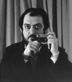 Stanley Kubrick self portrait.