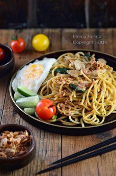 Simply Cooking and Baking...: Mie Goreng Jawa