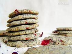 Kakukkfű: Mákos-citromos keksz aszalt áfonyával (cukormentes) Candida Diet, Sausage, Clean Eating, Paleo, Food And Drink, Cookies, Meat, Recipes, Minden