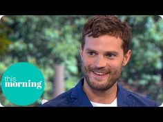 Jamie Dornan Talks About Anthropoid, 50 Shades And The Fall #JamieDornan