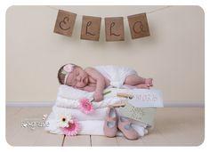 Geburtsanzeige Prinzessin auf der Erbse