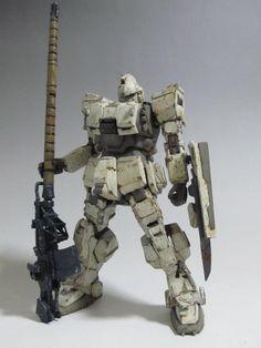MG 1/100 RX 79〔G〕Ez 8 by ras