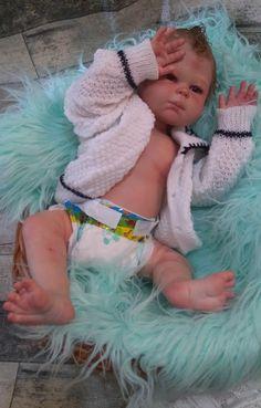 Bebê reborn by rebornbabysara gomes, este é o Gabriel , adotado