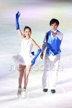 Satoko Miyahara and Shoma Uno : THE ICE 2016
