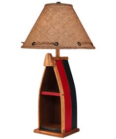 This Boat Table Lamp By Coast Lamp Mfg. Is Perfect! #zulilyfinds