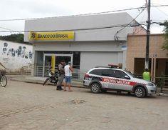 Banco do Brasil arrombado em Mari