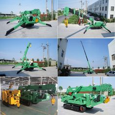 kb5.0 mini crane/ spider crane
