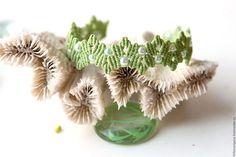 Браслеты ручной работы. Ярмарка Мастеров - ручная работа. Купить Нежный зеленый браслет. Handmade. Зеленый, Браслет ручной работы