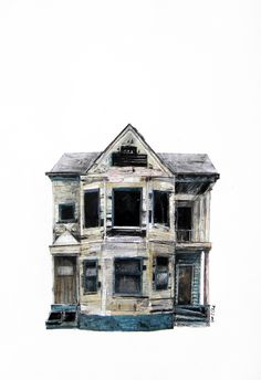 Abandoned by Seth S. Clark, via Behance