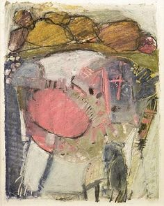Roger Cecil Artwork for Sale at Online Auction May Arts, Color Shapes, School Colors, Sketchbooks, Pastels, Landscape Paintings, Diana, Illustration Art, Mid Century