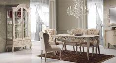 Mesa de Comedor Extensible Vintage Blanca Maison Pinterest Room