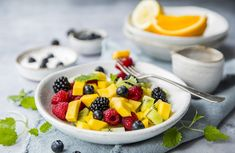 Fruit Salad, Mango, Foods, Drink, Manga, Food Food, Fruit Salads, Food Items, Beverage