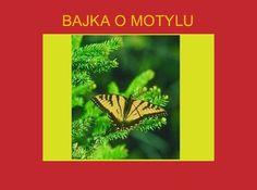 "StoryJumper book - ""BAJKA O MOTYLU""."