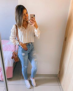 35 Unique Spring Outfits Ideas For Women Casual Work Outfits, Classy Outfits, Stylish Outfits, Spring Outfits For School, Summer Outfits, Spring School, Party Outfits, Winter Outfits, Fall Fashion Outfits