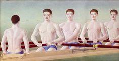 Jared French, Crew (1951)