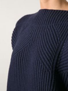 Textured Knits   Autumn's coming   #aw15 #texture #navy #cardiganstitch #rib  #knitwear #style #fashion