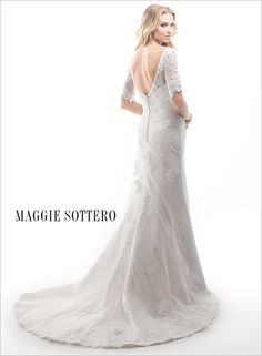 Theda-Maggie Sottero-in stock Spring 2014. Bridal Boutique, Saint Joseph, Missouri, 816-233-6946