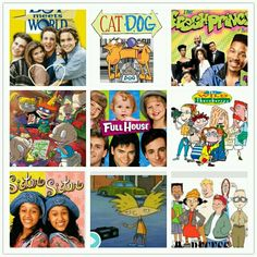 Miss my 90s shows!!