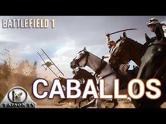 Battlefield 1 Los Caballos como podrían funcionar + Posible Modo de jueg...