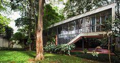 João Batista Vilanova Artigas 1915-1985 | Casa do arquiteto, São Paulo -SP, 1949.