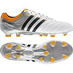 official photos 37853 ac888 Bota Adidas Adipure 11Pro SL TRX FG Blanco - Negro - Naranja -  DeportesMena.com