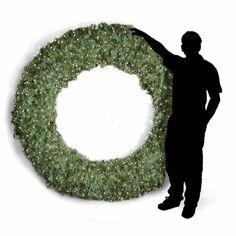 10 ft wreath! $949.9
