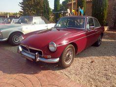 MG B GT, Santa Coloma de Farners (Girona)