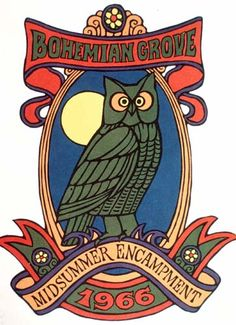 Who Rules America: Social Cohesion & the Bohemian Grove