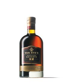 """Van Ryn's 12 Year Old Distillers Reserve - """"Warm and appealing, an even balance is perfectly displayed with a spectrum of exciting flavours of fruit, spices and herbs"""" said the IWSC judges in their tasting notes.  """"A beautiful, elegant finish lingers long on the palate - true finesse!"""""""