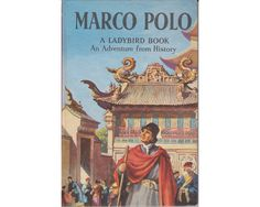 Ladybird Book  Marco Polo Adventures from by ArthursVintageHouse