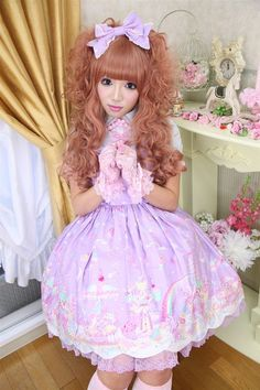 Angelic Pretty ● lolita ● outfits ●