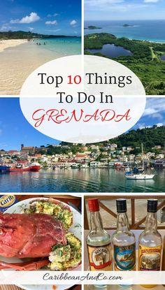 Find out the top 10 things to do in Grenada, the Spice Island of the Caribbean. #Grenada #NextStopGrenada #PureGrenada #ccGrenada