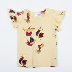 Mini Rodini Sunbirds Wing Tee