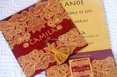 Modelo Indiano de ML Convites | Foto 25 Arabian Party, Twinkle Twinkle, Sweet 16, App Design, Wedding Cards, Dream Wedding, Lily, Indian Weddings, Vsco