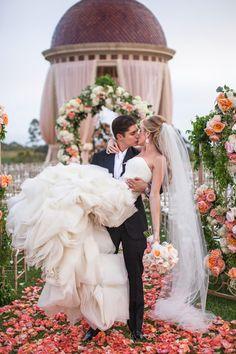 4 Ideas for a #Romantic #Wedding