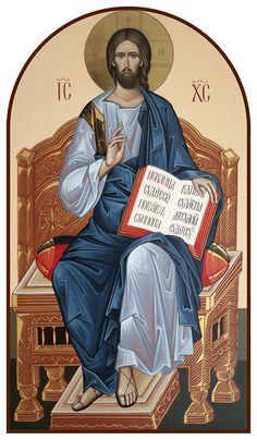 Serbian Christmas, Jesus Art, Byzantine Icons, Orthodox Christianity, Religious Icons, Catholic Art, Orthodox Icons, Sacred Art, Christian Art