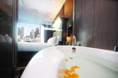 Golden Tulip Mandison Suites Bangkok - Sukhumvit - Bangkok, Thailand Business Centre, Bangkok Thailand, Tulip, Night Life, Tulips